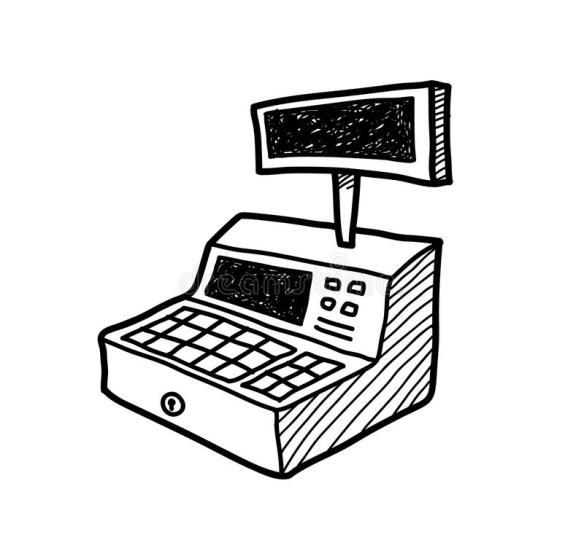 griffonnage-de-caisse-enregistreuse-70730492
